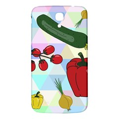 Vegetables Cucumber Tomato Samsung Galaxy Mega I9200 Hardshell Back Case