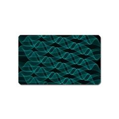 Pattern Vector Design Magnet (name Card)