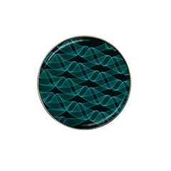 Pattern Vector Design Hat Clip Ball Marker (4 Pack)