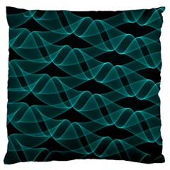 Pattern Vector Design Large Cushion Case (two Sides)