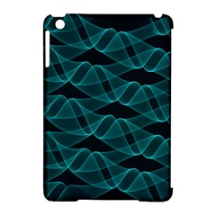 Pattern Vector Design Apple Ipad Mini Hardshell Case (compatible With Smart Cover)