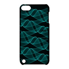 Pattern Vector Design Apple Ipod Touch 5 Hardshell Case With Stand