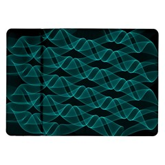 Pattern Vector Design Samsung Galaxy Tab 10 1  P7500 Flip Case