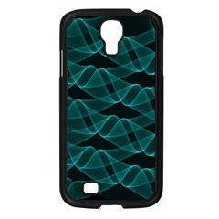 Pattern Vector Design Samsung Galaxy S4 I9500/ I9505 Case (Black)