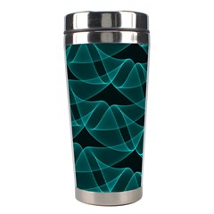 Pattern Vector Design Stainless Steel Travel Tumblers