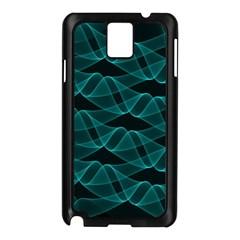 Pattern Vector Design Samsung Galaxy Note 3 N9005 Case (Black)