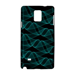 Pattern Vector Design Samsung Galaxy Note 4 Hardshell Case