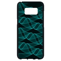 Pattern Vector Design Samsung Galaxy S8 Black Seamless Case