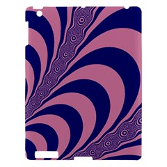 Fractals Vector Background Apple Ipad 3/4 Hardshell Case