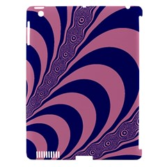 Fractals Vector Background Apple Ipad 3/4 Hardshell Case (compatible With Smart Cover)