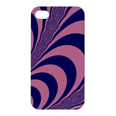Fractals Vector Background Apple Iphone 4/4s Premium Hardshell Case