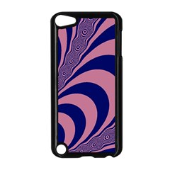 Fractals Vector Background Apple Ipod Touch 5 Case (black)