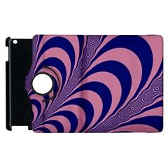Fractals Vector Background Apple Ipad 3/4 Flip 360 Case