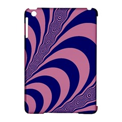 Fractals Vector Background Apple Ipad Mini Hardshell Case (compatible With Smart Cover)
