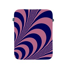 Fractals Vector Background Apple iPad 2/3/4 Protective Soft Cases