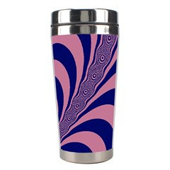 Fractals Vector Background Stainless Steel Travel Tumblers