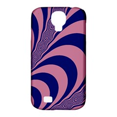 Fractals Vector Background Samsung Galaxy S4 Classic Hardshell Case (pc+silicone)