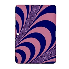 Fractals Vector Background Samsung Galaxy Tab 2 (10 1 ) P5100 Hardshell Case