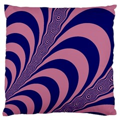Fractals Vector Background Standard Flano Cushion Case (two Sides)