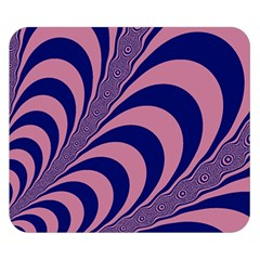 Fractals Vector Background Double Sided Flano Blanket (Small)
