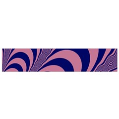 Fractals Vector Background Flano Scarf (Small)