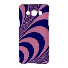 Fractals Vector Background Samsung Galaxy A5 Hardshell Case