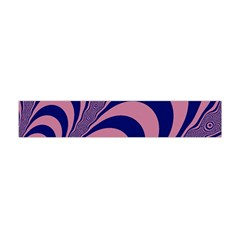 Fractals Vector Background Flano Scarf (Mini)