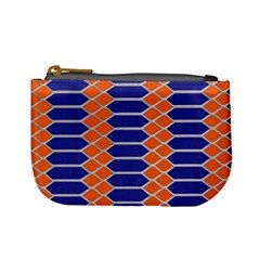 Pattern Design Modern Backdrop Mini Coin Purses