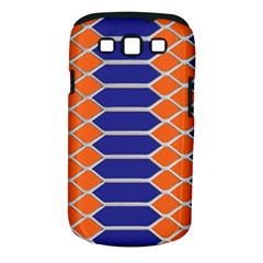 Pattern Design Modern Backdrop Samsung Galaxy S Iii Classic Hardshell Case (pc+silicone)