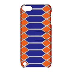 Pattern Design Modern Backdrop Apple Ipod Touch 5 Hardshell Case With Stand