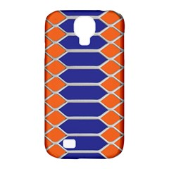 Pattern Design Modern Backdrop Samsung Galaxy S4 Classic Hardshell Case (pc+silicone)