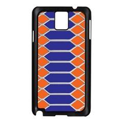 Pattern Design Modern Backdrop Samsung Galaxy Note 3 N9005 Case (black)