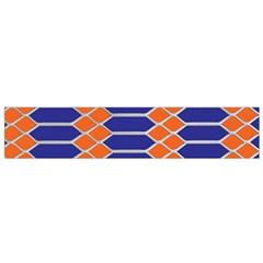 Pattern Design Modern Backdrop Flano Scarf (Small)