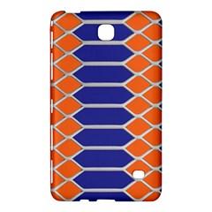 Pattern Design Modern Backdrop Samsung Galaxy Tab 4 (8 ) Hardshell Case