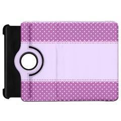 Purple Modern Kindle Fire HD 7