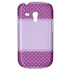 Purple Modern Galaxy S3 Mini