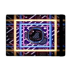 Abstract Sphere Room 3d Design Apple Ipad Mini Flip Case
