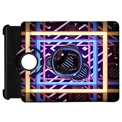 Abstract Sphere Room 3d Design Kindle Fire Hd 7