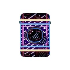 Abstract Sphere Room 3d Design Apple Ipad Mini Protective Soft Cases