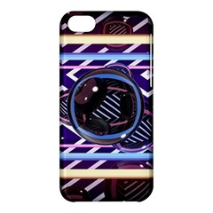 Abstract Sphere Room 3d Design Apple Iphone 5c Hardshell Case