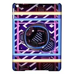 Abstract Sphere Room 3d Design iPad Air Hardshell Cases