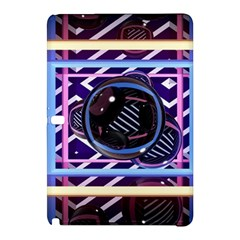 Abstract Sphere Room 3d Design Samsung Galaxy Tab Pro 10 1 Hardshell Case