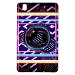 Abstract Sphere Room 3d Design Samsung Galaxy Tab Pro 8 4 Hardshell Case