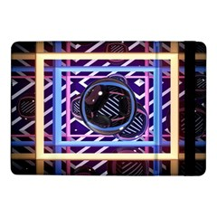 Abstract Sphere Room 3d Design Samsung Galaxy Tab Pro 10.1  Flip Case