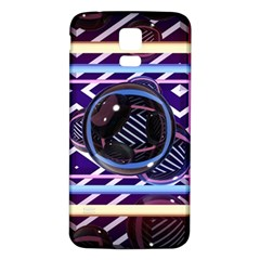 Abstract Sphere Room 3d Design Samsung Galaxy S5 Back Case (white)