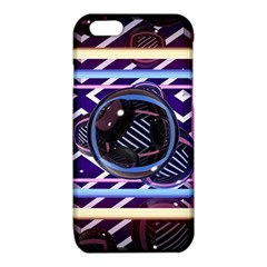 Abstract Sphere Room 3d Design iPhone 6/6S TPU Case