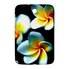 Flowers Black White Bunch Floral Samsung Galaxy Note 8.0 N5100 Hardshell Case