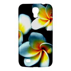 Flowers Black White Bunch Floral Samsung Galaxy Mega 6.3  I9200 Hardshell Case