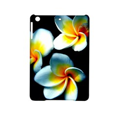 Flowers Black White Bunch Floral Ipad Mini 2 Hardshell Cases