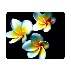 Flowers Black White Bunch Floral Samsung Galaxy Tab Pro 8 4  Flip Case